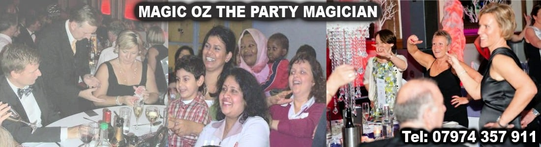 The Party Magician