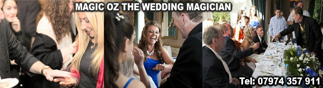 Kent Wedding Magician